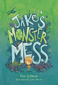 star-bright-books-jake's-monster-mess-cover