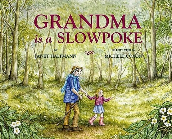 star-bright-books-grandma-is-a-slowpoke-cover