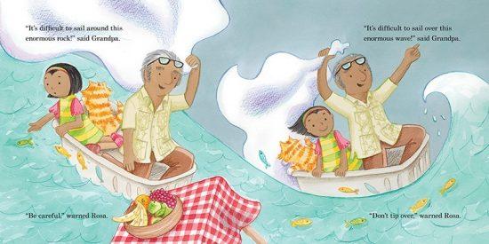 star-bright-books-rosa's-very-big-job-grandpa-and-rosa-in-the-storm