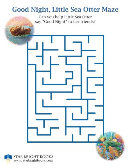 star-bright-books-good-night-little-sea-otter-maze