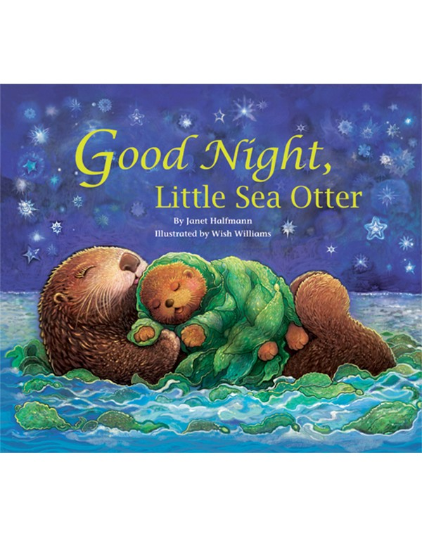 GOOD NIGHT, LITTLE SEA OTTER
