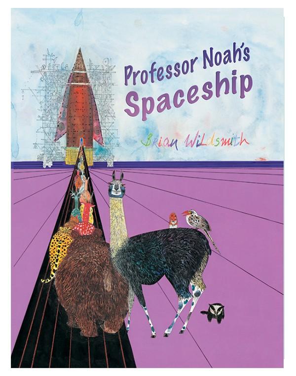 PROFESSOR NOAH'S SPACESHIP