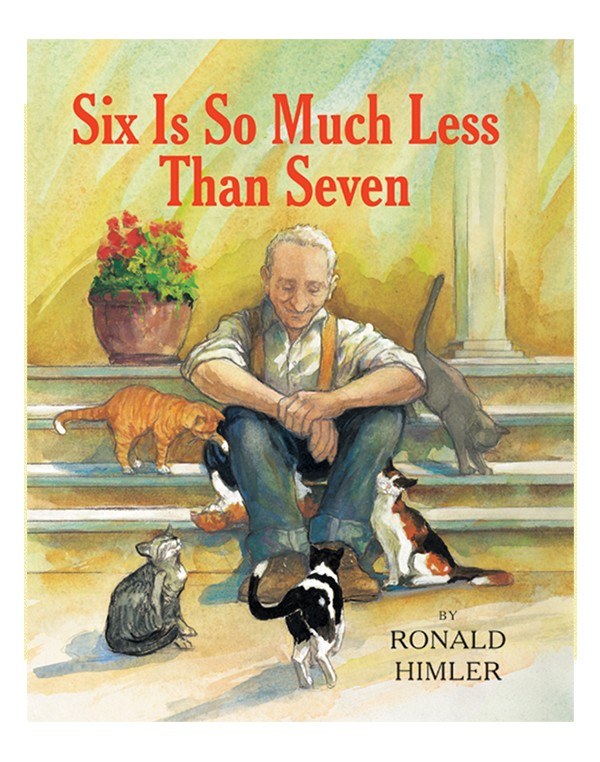 SIX IS SO MUCH LESS THAN SEVEN