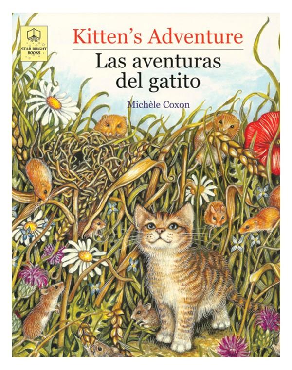 KITTEN'S ADVENTURE / Las aventuras del gatito