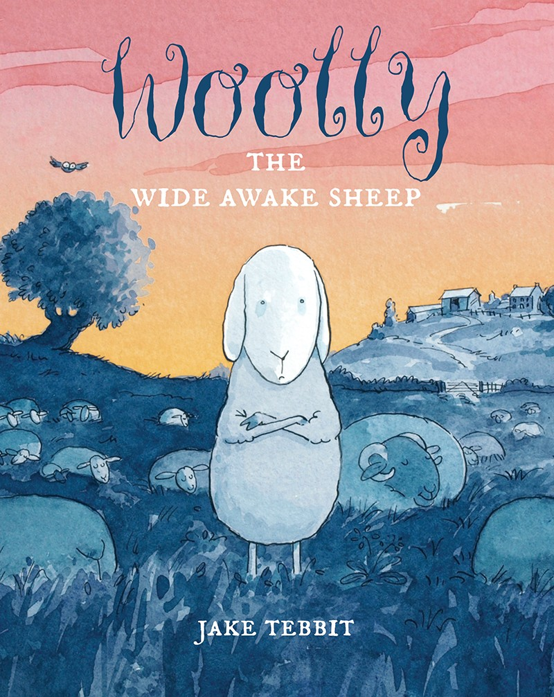 Woolly the Wide Awake Sheep