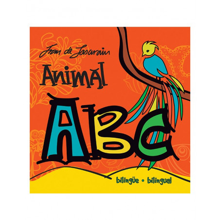 Animal ABC: Bilingüe/Bilingual