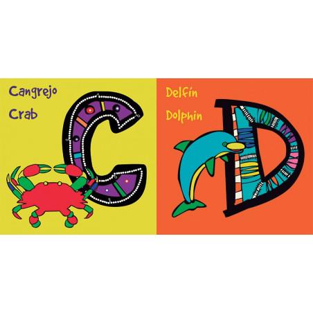 Animal ABC: Bilingüe/Bilingual