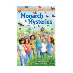 Adventures of the Sizzling Six: Monarch Mysteries
