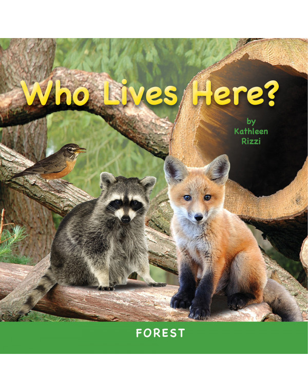 Who Lives Here? Forest