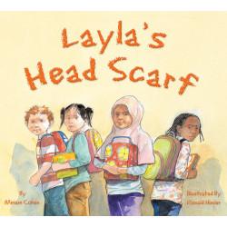 Layla's Head Scarf